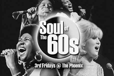 The London Soul Club - Two tickets to Soul of the 60s at The Phoenix, Cavendish Square - Save 50%