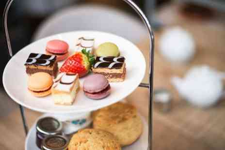 Wyevale Garden Centres - Seasonal Afternoon Tea for Two or Four with Patisserie, Scones and Sandwiches - Save 38%