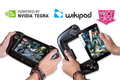 Internet Shop UK - Wikipad 12 core Android gaming tablet with detachable controller - Save 69%