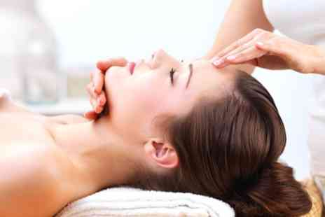 The Sun Spa - Indian Head Massage or Natural Facial or Both - Save 0%