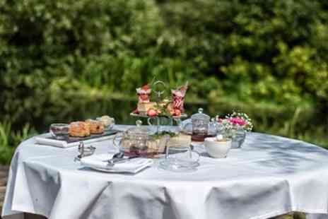 Quorn Country Hotel - AA Rosette Award Afternoon Tea with Tea Selection Presentation - Save 0%
