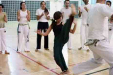 Capoeira Uniao - Group capoeira class - Save 50%