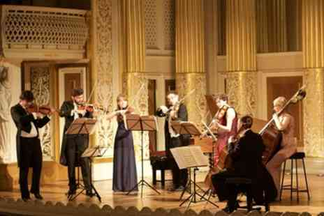 Candlelight Concerts - London Concertante Viennese Christmas by Candlelight on 3 December - Save 43%