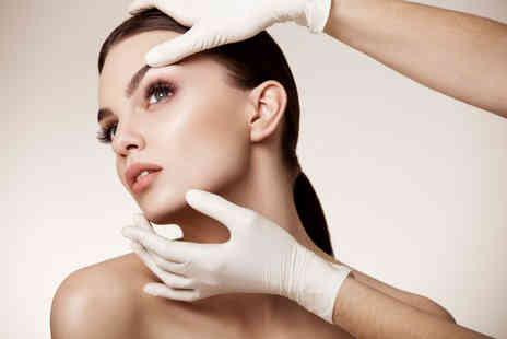 Richmond Cosmetic Clinic - Non surgical PDO face lift on eye bags or full face and neck with Finchley Cosmetic - Save 69%
