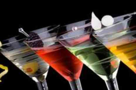 Nordic Bar - Four cocktails and four Smorgasbord dishes - Save 69%