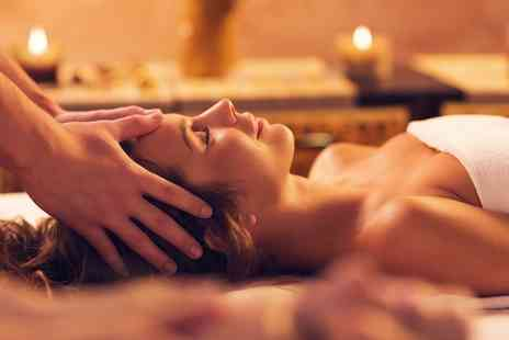 Tweeks Beauty - Indian Head Massage or Hopi Ear Candling or Both - Save 50%