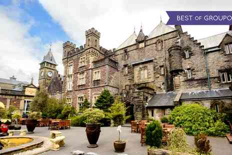 Craig Y Nos - Wedding Package for 50 Guests - Save 59%