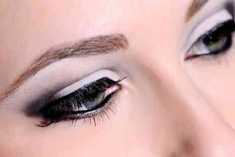 Chelsea Nails and Beauty Spa - Full Set of Semi Permenent Eyelash Extensions - Save 51%