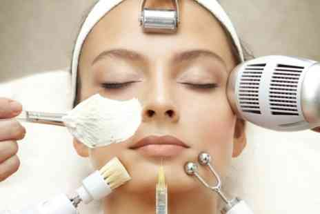 Acculaser Medispa - Dermal Peel, IPL Skin Rejuvenation, and Face, Neck and Shoulder Massage - Save 79%