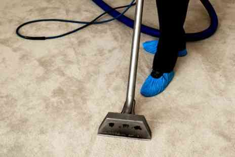 Hydro Dynamix - Carpet Cleaning for One or Two Rooms and a Hallway - Save 65%