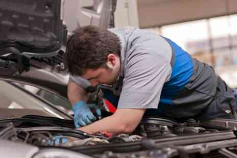 CS Autos - 54 Point Service Including Oil Change and Optional Diagnostic Check - Save 67%