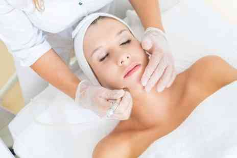 Sunset Boulevard - One or Three Sessions of LED Facial with Microdermabrasion - Save 0%