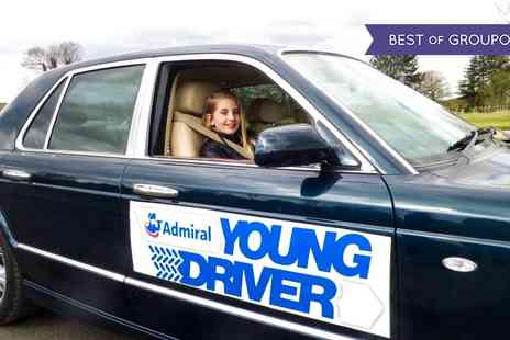 Young Driver - Bentley Arnage Driving Lesson - Save 0%