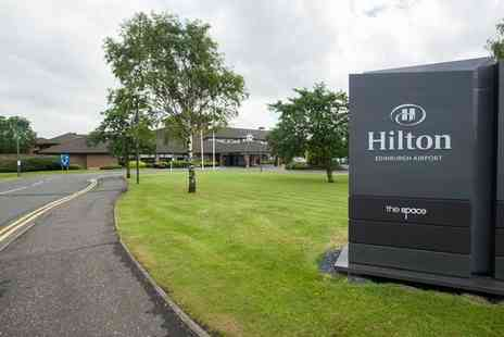 DoubleTree Hilton Hotel - Lunch for Two with Parking and Swimming Pool Entry - Save 52%