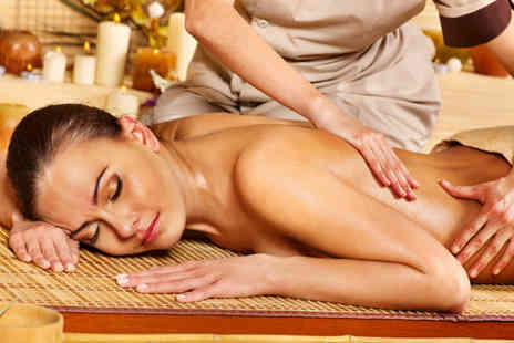 Allure Beauty Care - Pamper package with four treatments - Save 75%