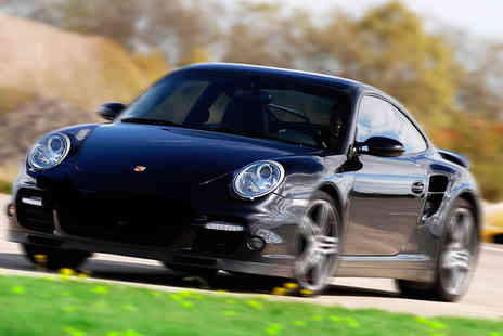 Activity Superstore - Porsche thrill driving experience - Save 20%
