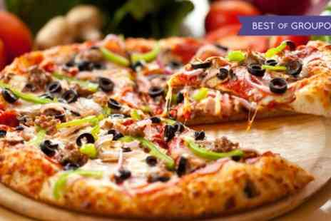 Barca Bar & Restaurant - Pizzas and Drinks for Two or Four - Save 48%