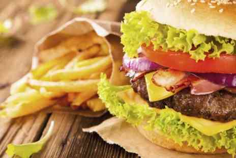 Tib Street Tavern - Choice of Burger for Two or Four with Fries - Save 43%