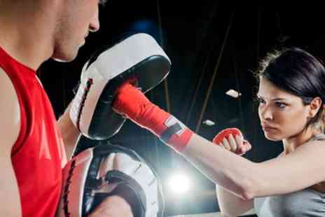 Take A Pop Boxing - Five Boxing Classes for One or Two - Save 67%