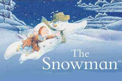London Theatre Direct - One ticket to The Snowman - Save 46%