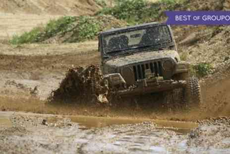 Ride Leisure Events - 4x4 Off Road Driving Experience - Save 0%