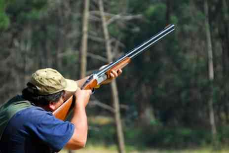 Suffolk Activities - Clay Pigeon Shooting for Up to Six People - Save 36%