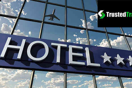 Trusted Travel - Up to 25% off Airport Hotels and Parking - Save 0%