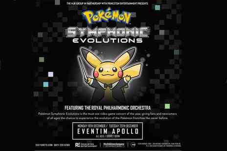 Alchemy Productions - Ticket to the Royal Philharmonic Concert Orchestras Pokemon, Symphonic Evolutions - Save 36%