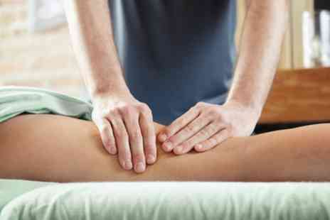Your Sports Therapist - 30 or 45 Minute Sports Massage - Save 0%