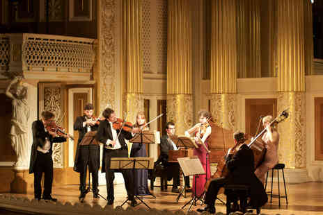 Candlelight Concerts - Ticket to see Viennese Christmas by Candlelight including a programme and CD single - Save 54%