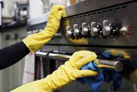 London - Full Oven Clean with Optional Hob Clean - Save 29%