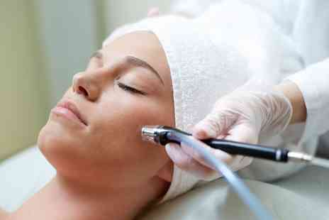 Desire Hair and Beauty - One or Three Sessions of Microdermabrasion - Save 68%