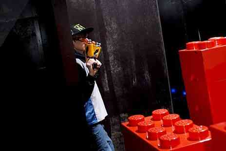 Jungle Jims - One Hour Nerf Dart Tag Session for Up to Ten - Save 50%