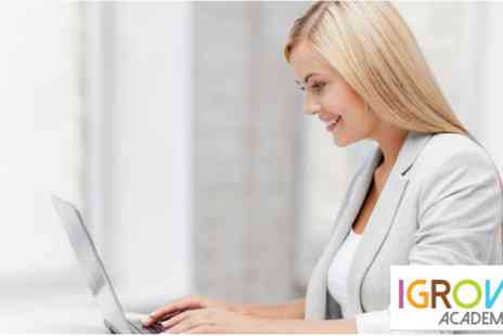 iGrow Academy - Online human resources & advanced leadership course - Save 0%