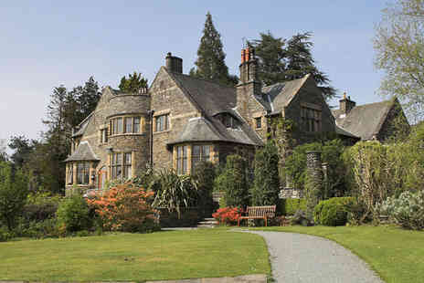 Cragwood Country House Hotel - Three Star 3 nights Stay in a Standard Room - Save 0%