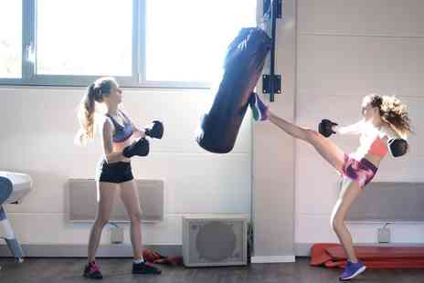 Glove Up - Three, Six or Ten Fitness Classes - Save 0%
