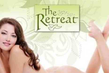 The Retreat - Six Sessions of  IPL Hair Removal on Choice of Areas - Save 91%