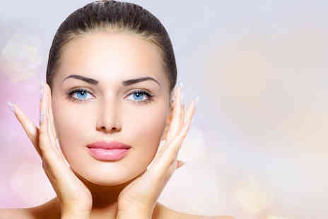 Essence Beauty - CACI jowl and neck or eye lift include an eyebrow shape and tint also include a 30 minute facial - Save 58%