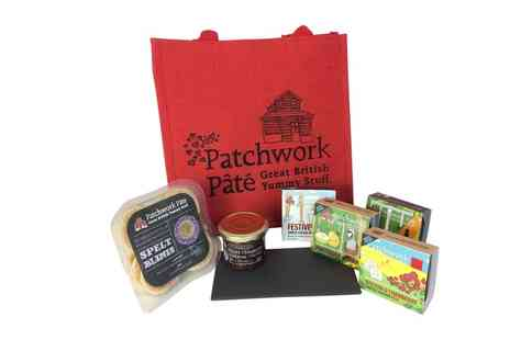 Patchwork Pate - Christmas Hamper and Pate Tasting Tour for One, Two or Four - Save 46%