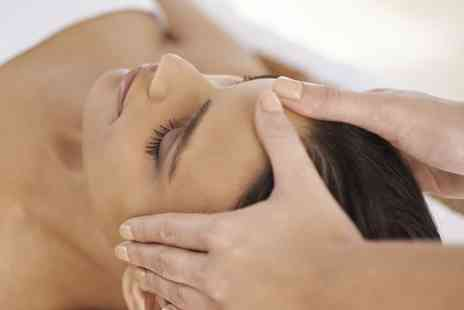 Hibiscus Beauty - Indian Head or Full Body Massage - Save 52%