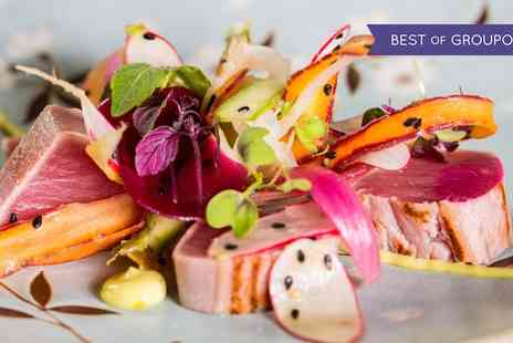 Michelin Listed The Chancery - Five Course Tasting Menu with Champagne and Coffee - Save 0%