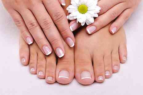 Belle Cour Beauty Salon Victoria - Shellac Nails - Save 0%