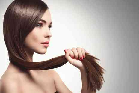 Hair Beautique - Brazilian keratin blow dry treatment or with a cut - Save 63%