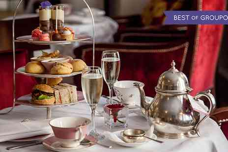 The Royal Horseguards - Champagne Afternoon Tea for One or Two People - Save 49%