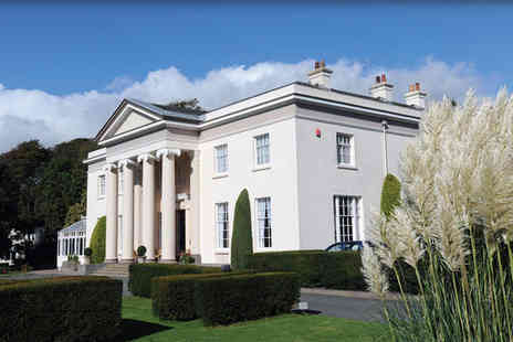 Best Western Lamphey Court Hotel - Four Star 2 nights Stay in a Coach House Room - Save 33%