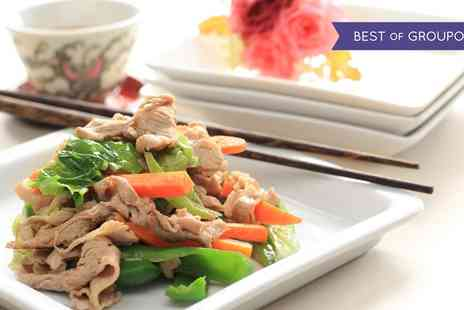 Hins Restaurant - Two Course Chinese Tasting Menu for Two - Save 57%