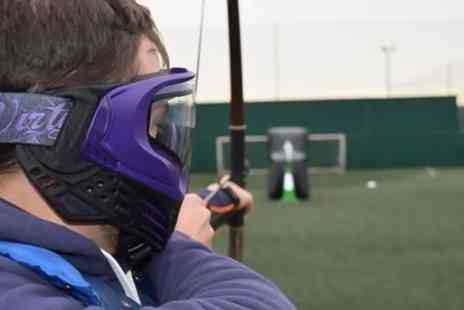 Sunderland Wall - Indoor Tag Archery - Save 72%