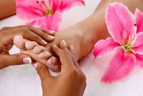 Radiance Hair & Beauty - Luxury one hour manicure & pedicure - Save 37%