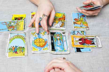 Mystic Jen - 30 or 60 Minute Tarot Reading - Save 76%