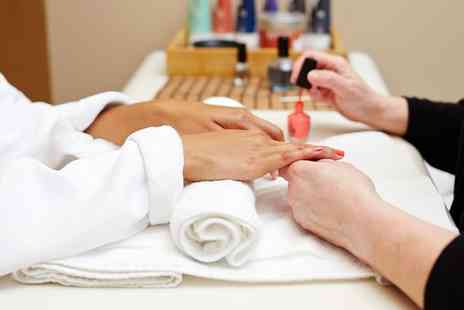 Body Shape - Spa Manicure or Spa Pedicure - Save 0%